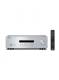 Receiver Yamaha R-S201 Silver