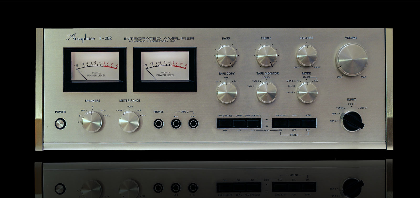 Istorie Accuphase