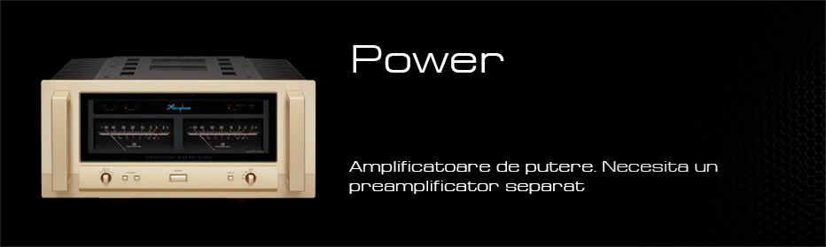 Amplificatoare de putere