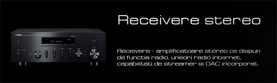 Receiver Stereo