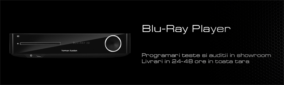 Blu-Ray Playere