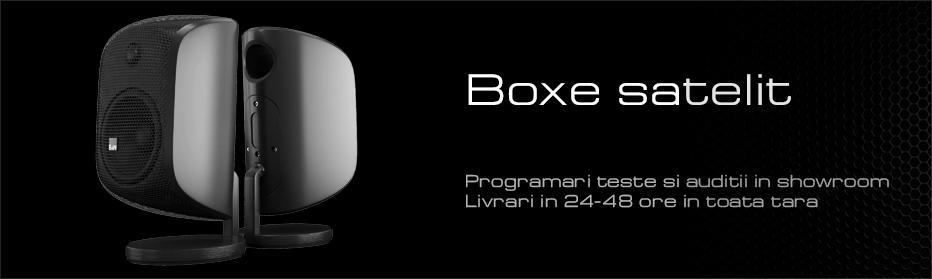 Boxe satelit