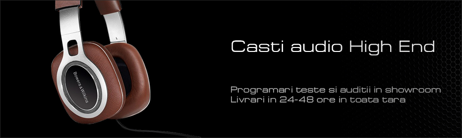 Casti Audio High End