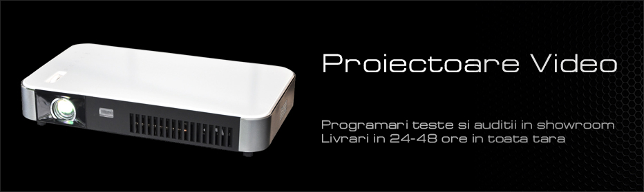 Proiectoare video