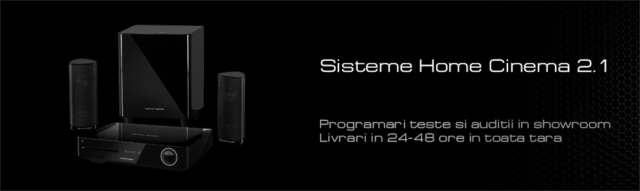 Sisteme Home Cinema 2.1