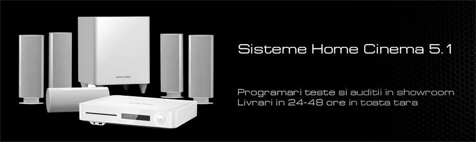 Sisteme Home Cinema 5.1