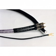 Cablu phono Analysis Plus Silver Oval Phono Cable/metru aditional