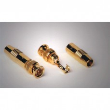 Conector BNC Analysis Plus Gold Plated