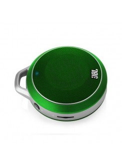 Boxe JBL Micro Wireless Green