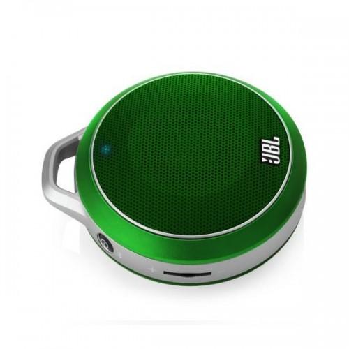 Boxe JBL Micro Wireless Green - Home audio - JBL
