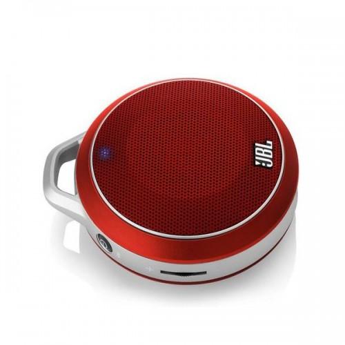 Boxe JBL Micro Wireless Red - Home audio - JBL
