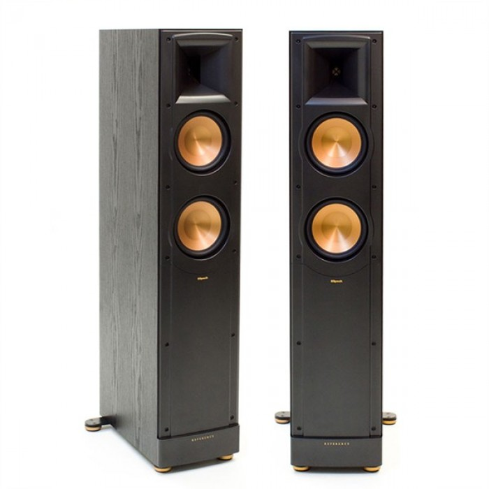 boxe klipsch rf 62 ii. Black Bedroom Furniture Sets. Home Design Ideas