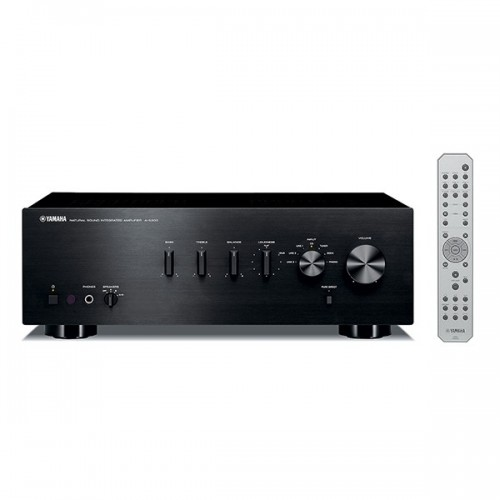 Amplificator stereo Yamaha A-S300 Black - Arhiva produse - Yamaha