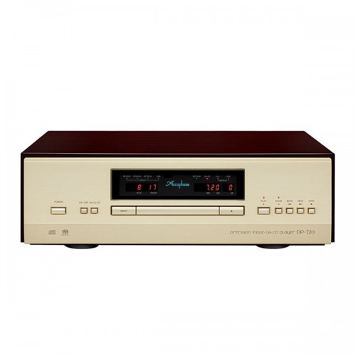 CD Player Accuphase DP-720 - Home audio - Accuphase