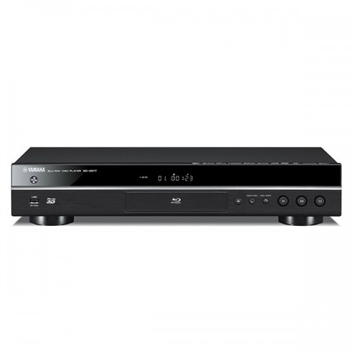 Blu-Ray Player Yamaha BD-S677 - Echipamente video - Yamaha