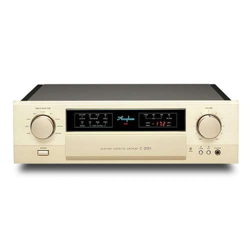 Preamplificator Accuphase C-2120 - Home audio - Accuphase