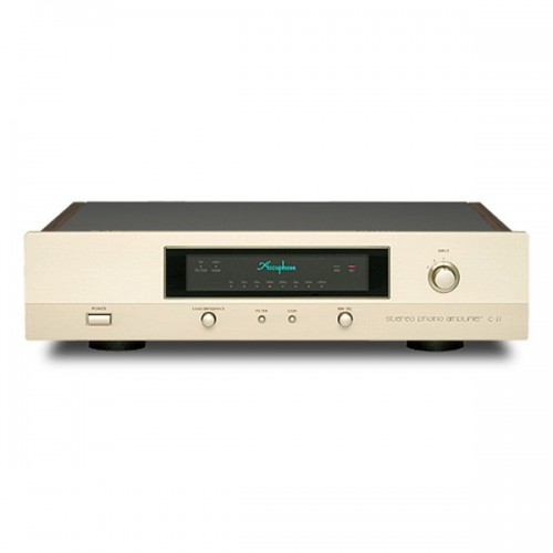Preamplificator Accuphase C-27 - Arhiva produse - Accuphase
