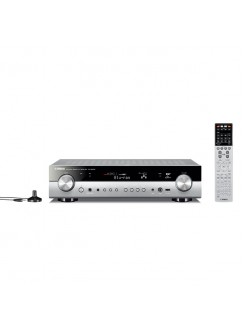 Receiver Yamaha RX-S600D Silver
