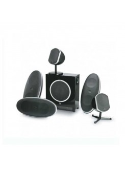 Sistem boxe 5.1 Focal Pack Bird, 3 Super Bird, 2 Bird & Sub Air