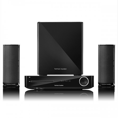 Sistem home cinema 2.1 Harman Kardon BDS 375 - Sisteme Home Cinema 2.1 - Harman Kardon