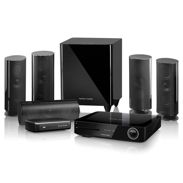 Sistem home cinema 5.1 Harman Kardon BDS 885