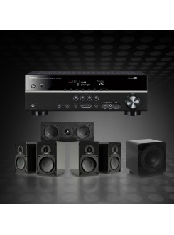 Sistem home cinema 5.1 Yamaha - Tangent