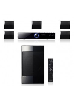 Sistem home cinema 5.1 Pioneer DCS-222-K