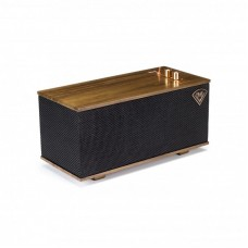 Boxe wireless cu bluetooth, portabile, Klipsch The One heritage walnut