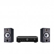 Pachet boxe Monitor Audio MR2 + Denon PMA-520AE