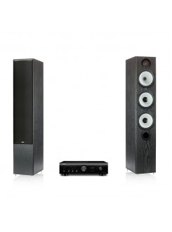 Pachet boxe Monitor Audio MR6 + Denon PMA-720AE