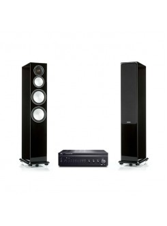 Pachet boxe Monitor Audio Silver 8 + NAD C356BEE
