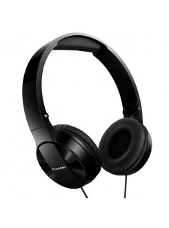 Casti pure sound Pioneer SE-MJ503-W